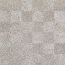 Riversand Grys Mozaika Cięta K.4,8X4,8 Mat.  - Szary - 298x298 - Dekoracje - Riversand