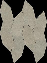 Smoothstone Beige Mozaika Cięta Satyna - Beżowy - 223x298 - Decorations - Smoothstone