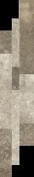 Trakt Beige Listwa Mix Paski  - Beżowy - 143x710 - Dekoracje - Trakt