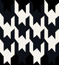 Uniwersalna Mozaika Bianco Paradyż Stella - Biały - 268x298 - Mosaike - Uniwersalne mozaiki cięte