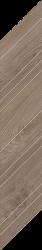 Wildland Naturale (Twilight) Dekor Chevron Prawy - Brązowy - 148x888 - Dekoracje - Wildland