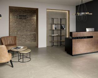 aranzacja-eleganckiej-nowoczesnej-recepcji-linearstone-ceramika-paradyz