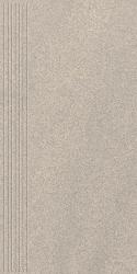Arkesia Grys Stopnica Prosta Mat.  - Szary - 298x598 - Floor tiles - Arkesia