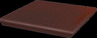 Cloud Brown Kapinos Stopnica Narożna  - Brązowy - 330x330 - Płytki podłogowe - Cloud