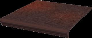 Cloud Brown Kapinos Stopnica Prosta  - Brązowy - 300x330 - Płytki podłogowe - Cloud