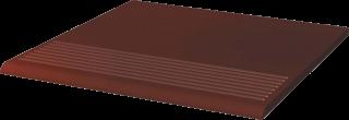 Cloud Brown Stopnica Prosta   - Brązowy - 300x300 - Płytki podłogowe - Cloud