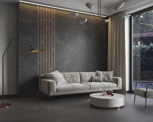 klasyczny-salon-w-ciemnych-kolorach-barro-ceramika-paradyz
