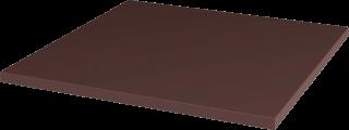 Natural Brown Klinkier   - Brązowy - 300x300 - Płytki podłogowe - Natural