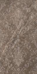 Palazzo Brown Inserto Ornament - Brązowy - 300x600 - Dekoracie - Palazzo