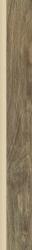 Wood Basic Brown Cokół   - Brązowy - 065x600 - Floor decorations - Wood Basic