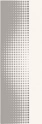 Midian Bianco Inserto Punto   - Biały - 200x600 - декорации - Midian / Purio