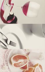 Uniwersalne Inserto Kuchenne D   - Wielokolorowe - 250x400 - Dekoracje - Uniwersalne inserta ceramiczne