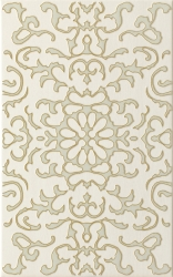 Tembre Beige Inserto   - Beżowy - 250x400 - Decorations - Tembre / Tomb