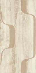 Amiche Beige Inserto D   - Beżowy - 300x600 - Dekoracje - Amiche / Amici