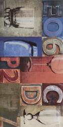Reflection Inserto Kuchenne B   - Wielokolorowe - 300x600 - Dekoracje ścienne - Reflection / Reflex