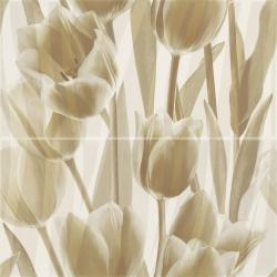 Coraline Panel Tulipany   - Wielokolorowe - 600x600 - декорации - Coraline / Coral