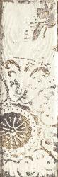 Rondoni Bianco Inserto Struktura C  - Biały - 098x298 - Dekoracje - Rondoni