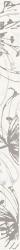Midian Bianco Listwa   - Biały - 040x600 - Dekoracje - Midian / Purio