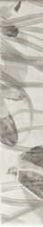 Andante Grys Listwa   - Szary - 048x250 - Dekoracje ścienne - Andante / Andee
