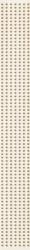 Doppia Beige Listwa   - Beżowy - 048x400 - Dekoracie - Doppia / Doppio