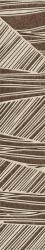 Sextans Beige Listwa Mat.   - Beżowy - 072x400 - Dekoracje - Sextans
