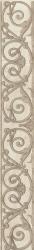 Pavi Beige Listwa Mat.   - Beżowy - 080x600 - Dekoracje - Pavi