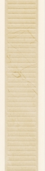 Inspiration Beige Listwa Struktura   - Beżowy - 080x300 - Wall decorations - Inspiration / Inspirio