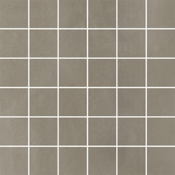 Tigua Grys Mozaika Cięta K.4,8X4,8 Mat.  - Szary - 298x298 - Dekoracje - Tigua