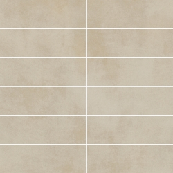 Tecniq Beige Mozaika Cięta K.4,8X14,8 Półpoler  - Beżowy - 298x298 - Decorations - Tecniq
