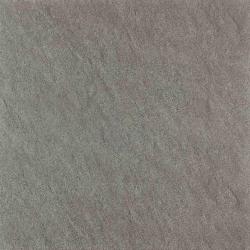 Duroteq Grafit Gres Struktura Rekt. Mat.  - Szary - 598x598 - Płytki podłogowe - Duroteq