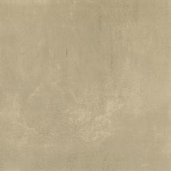 Cement Ochra Gres Szkl. Rekt. Mat.  - Brązowy - 598x598 - Płytki podłogowe - Cement by My Way