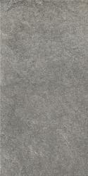 Flash Grafit Gres Szkl. Półpoler  - Szary - 300x600 - Płytki podłogowe - Flash