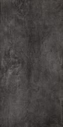 Taranto Grafit Gres Szkl. Rekt. Półpoler  - Szary - 448x898 - Płytki podłogowe - Taranto