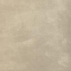 Cement Ochra Gres Szkl. Rekt. Lappato  - Brązowy - 598x598 - Płytki podłogowe - Cement by My Way