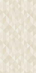 Domus Beige Ściana Triangle   - Beżowy - 300x600 - Wall tiles - Domus
