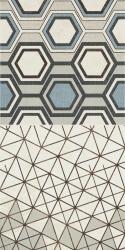 Orrios Ściana Motyw A   - Wielokolorowe - 300x600 - Wandfliesen - Orrios / Orrion