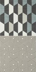 Orrios Ściana Motyw C   - Wielokolorowe - 300x600 - Wall tiles - Orrios / Orrion