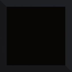 Tamoe Nero ściana Kafel   - Czarny - 198x198 - Płytki ścienne - Tamoe