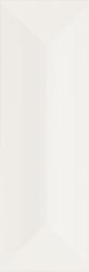 Favaro Bianco Ściana Struktura Mat.  - Biały - 098x298 - Płytki ścienne - Favaro