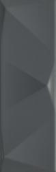 Tenone Grafit Ściana Struktura A 9,8X29,8 G1 - Szary - 098x298 - Obklad - Tenone
