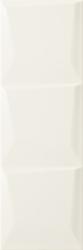 Maloli Bianco ściana C Struktura  - Biały - 200x600 - Wall tiles - Maloli