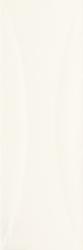 Manteia Bianco ściana Struktura   - Biały - 200x600 - Płytki ścienne - Manteia