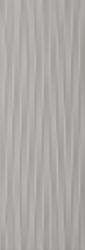 Midian Grys Ściana Struktura   - Szary - 200x600 - Płytki ścienne - Midian / Purio