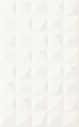 Melby Bianco Ściana Struktura   - Biały - 250x400 - Wandfliesen - Melby / Elbo