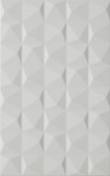 Melby Grys Ściana Struktura   - Szary - 250x400 - Wandfliesen - Melby / Elbo