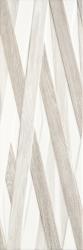 Elia Brown Ściana B Struktura Rekt.  - Brązowy - 250x750 - Wall tiles - Elia