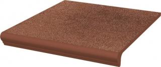 Taurus Brown Kapinos Stopnica Prosta  - Brązowy - 300x330 - Płytki podłogowe - Taurus