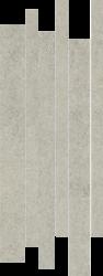 Rino Grys Listwa Mix Paski  - Szary - 200x520 - Decorations - Rino