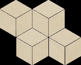 Rockstone Beige Mozaika Cięta Mix  - Beżowy - 204x238 - Dekoracje - Rockstone