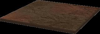 Semir Brown Klinkier   - Brązowy - 300x300 - Płytki podłogowe - Semir